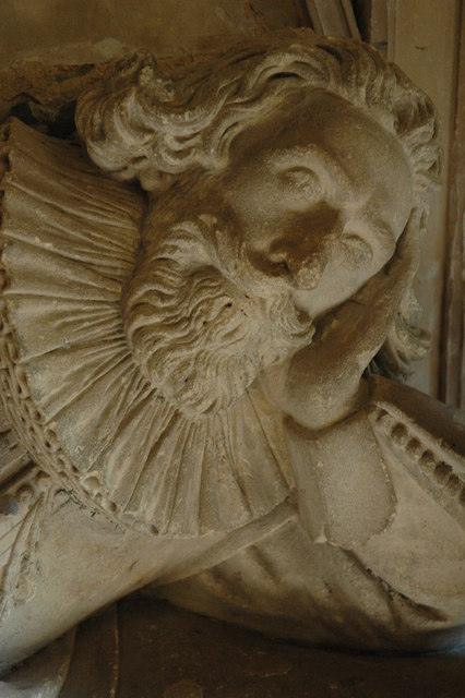 Effigy of William Reed