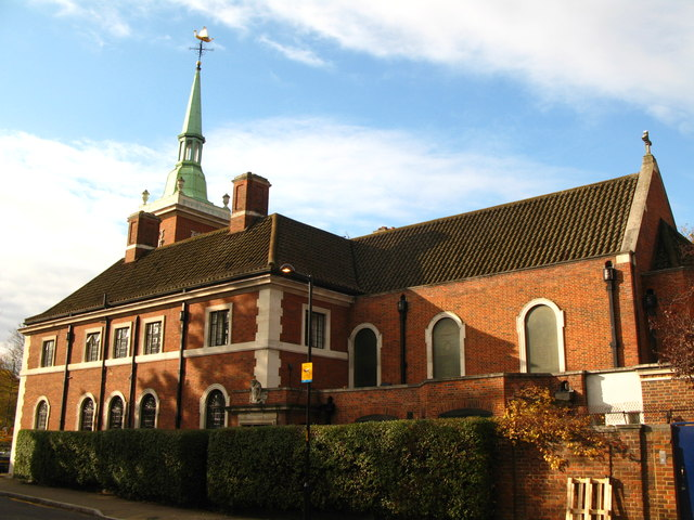 St. Olav's Church, Albion Street, SE16 (2)