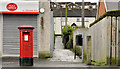 J2766 : Pillar box, Lambeg by Albert Bridge