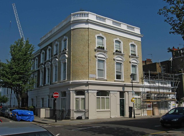 The former Ifield, 59 Ifield Road, Chelsea, London SW10