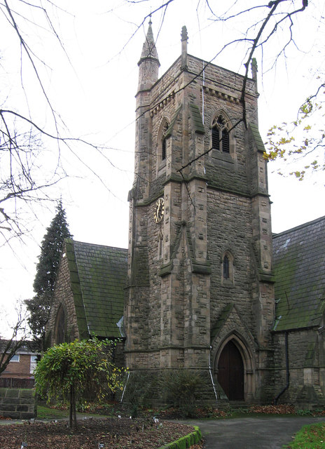Derby - St Paul's Church