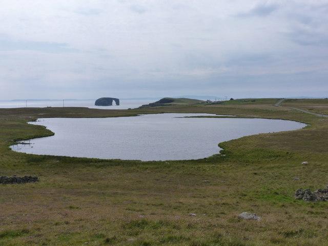 Eshaness: West Loch