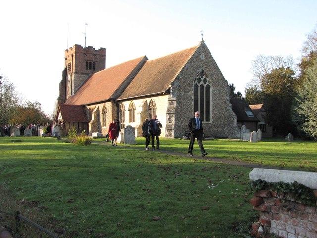 All Saints Church, Springfield, Chelmsford