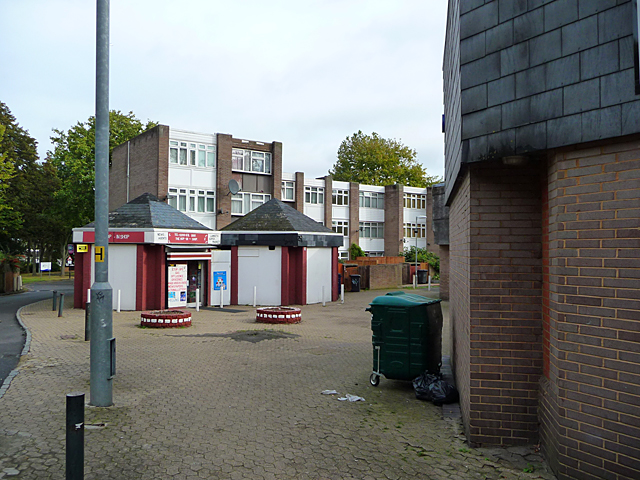 Shops on Coburg Crescent
