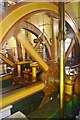 SK5806 : Abbey Pumping Station - Beam Engines by Ashley Dace