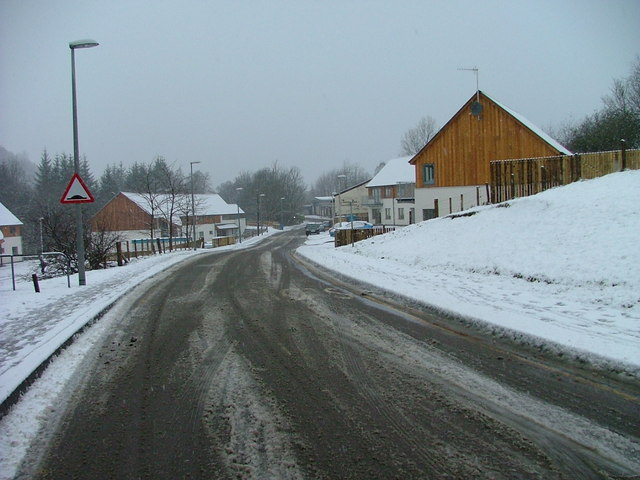 Claggan Road, Fort William