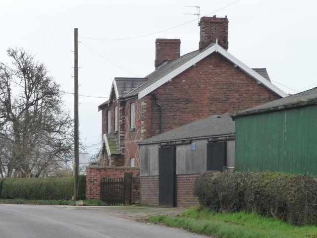Old Mill Farm, Townfield Lane