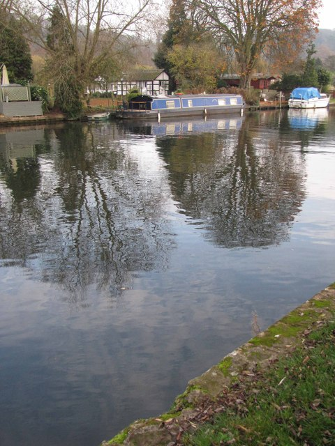 Town Rod Eyot, Henley-on-Thames