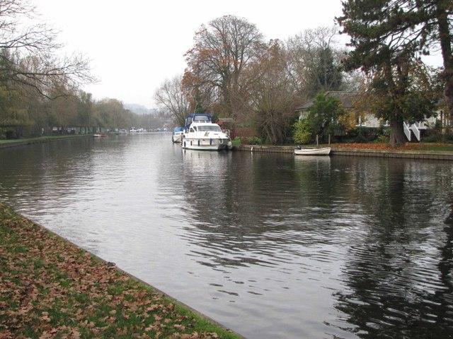 River Thames at Henley-on-Thames