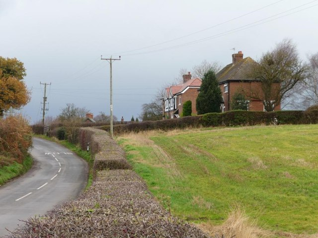 Houses on Booth Bed Lane