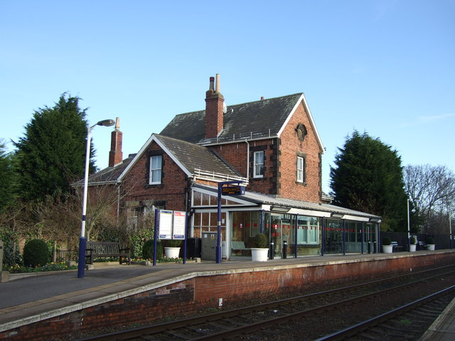 Poppleton Station