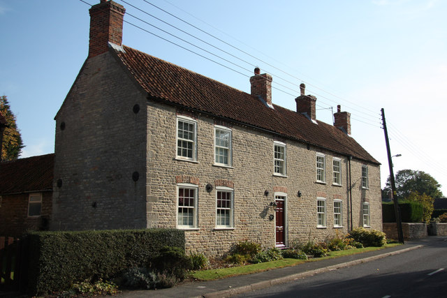 Main Street farmhouse