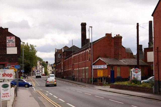 King Street to Longton