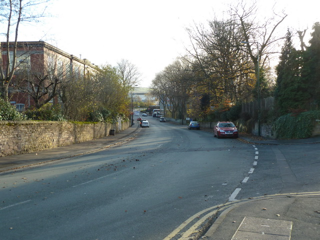 Newton Street, Hyde