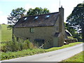 SP0725 : Roadside cottage by Michael Dibb