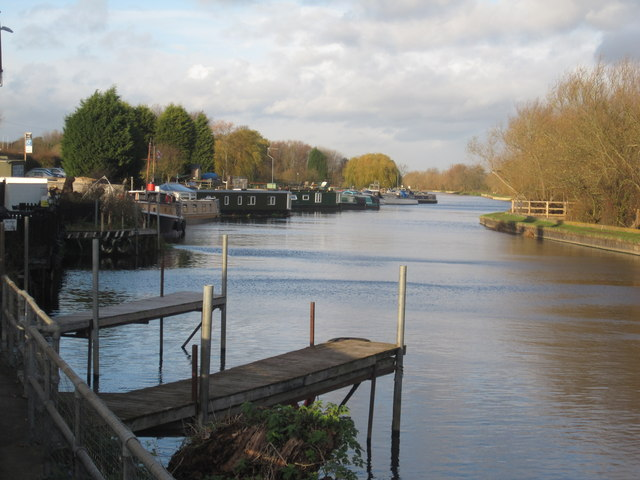 River Soar looking north