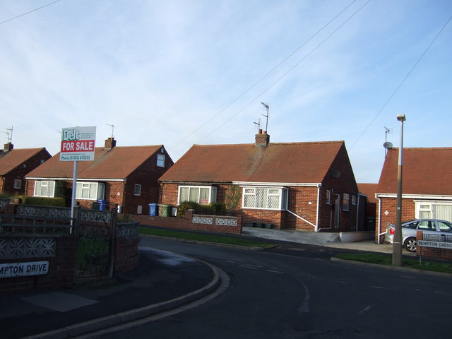 Houses on Bempton Crescent