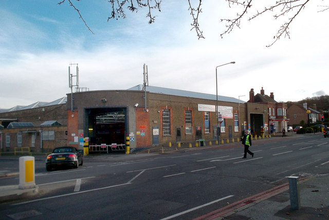 Bromley Bus Garage (TB)
