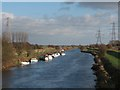 TQ9125 : River Rother by Oast House Archive
