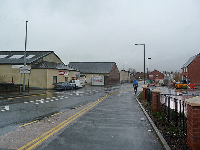Ashton Road, Hyde