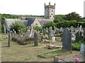 SX5751 : Yealmpton church by Philip Halling