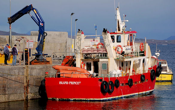 Clare Island Ferry Cloughmore To Clare Island Prices