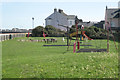 SX9272 : Play area, King George's Field, Shaldon by Robin Stott