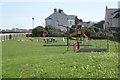 SX9272 : Play area, King George's Field, Shaldon by Robin Stott
