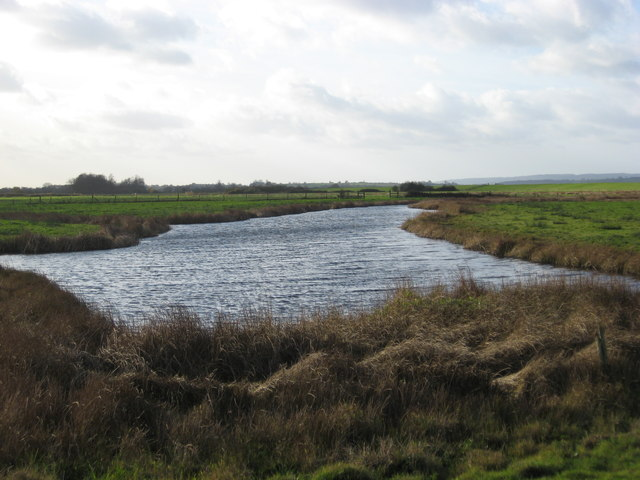 Westerly Rhyne in Wetlands Nature Reserve