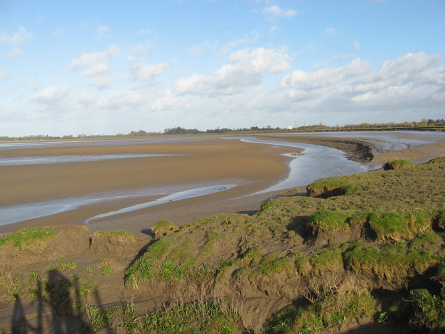 Severn Shore below Frampton Pill