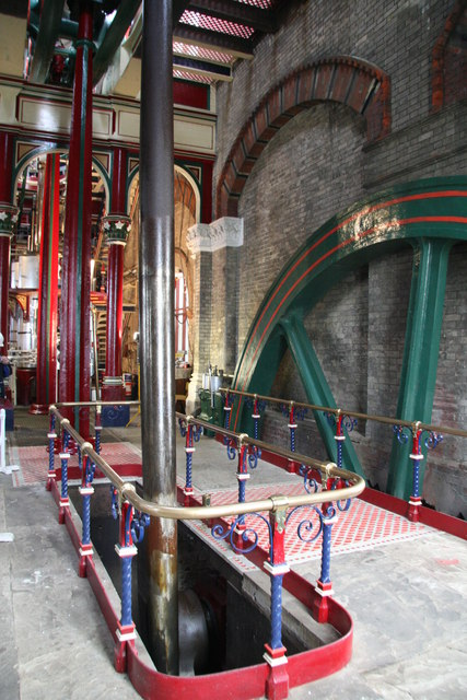 Crossness Pumping Station - Prince Consort