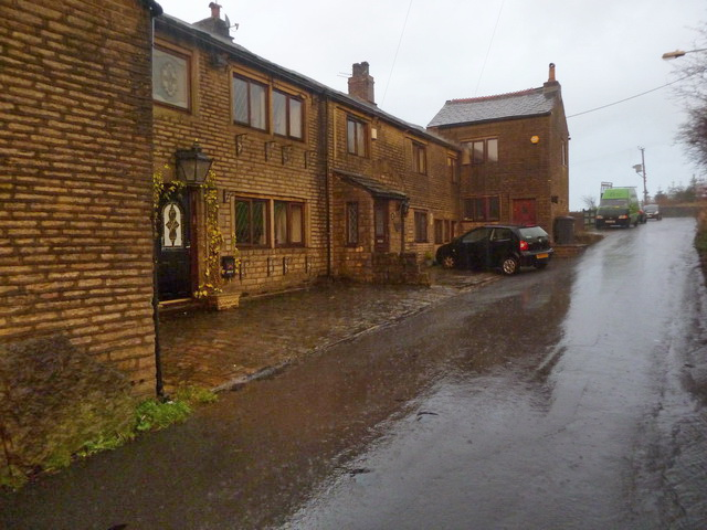 Flash Cottages, Thornley Lane