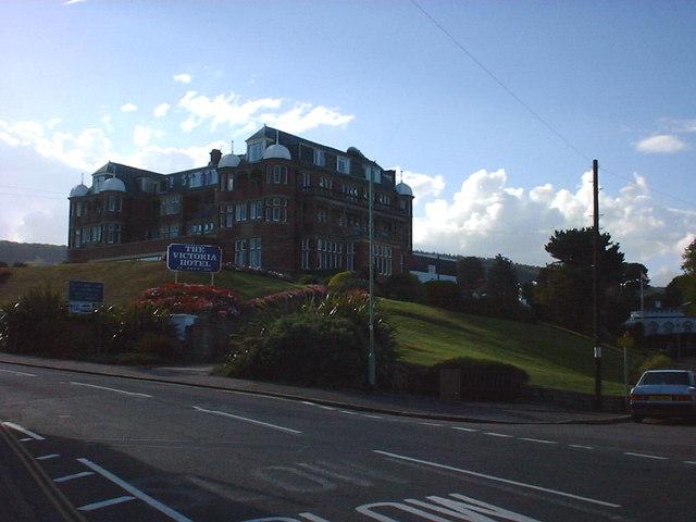 Victoria Hotel Sidmouth Devon