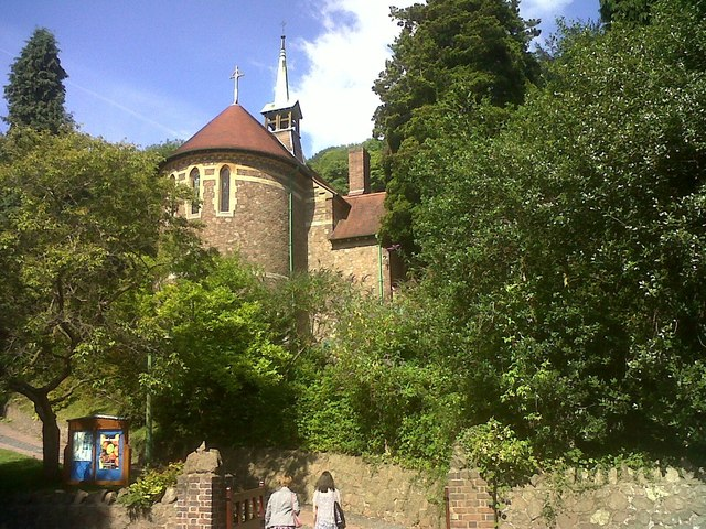 All Saints, Malvern