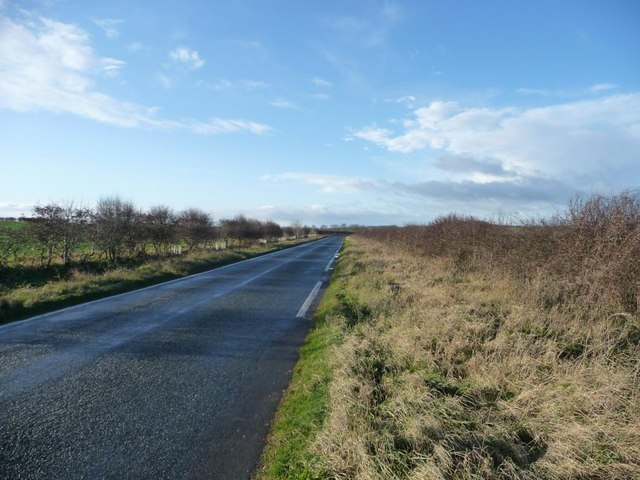 The road to Wold Newton