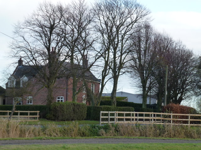 Mill House Farm near Gedney Dyke