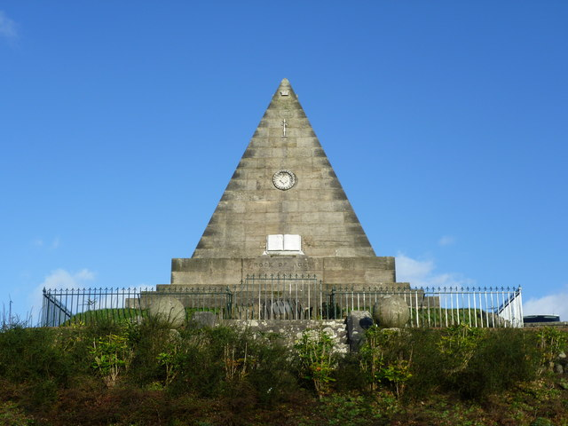 The Star Pyramid, Old Town Cemetery