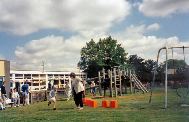 Oakdale Sports Day