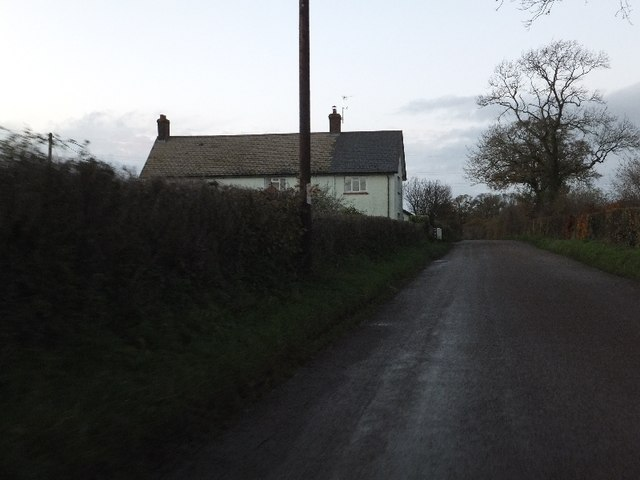 Mutterton Moor Farm