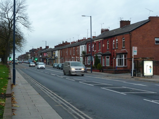 Oldham Road, Ashton-Under-Lyne