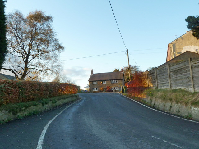 Alt Hill Lane at Alt Hill