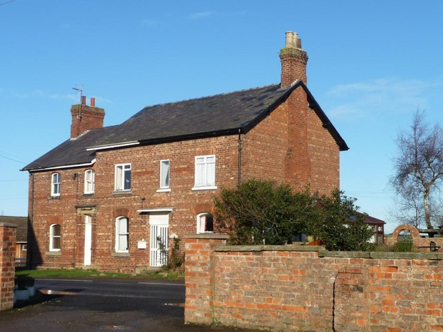Houses in Flaxton Station