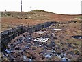 NG2346 : Peat workings by Richard Dorrell