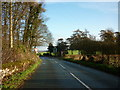 SJ7714 : The B4379 towards the A41 by Ian S