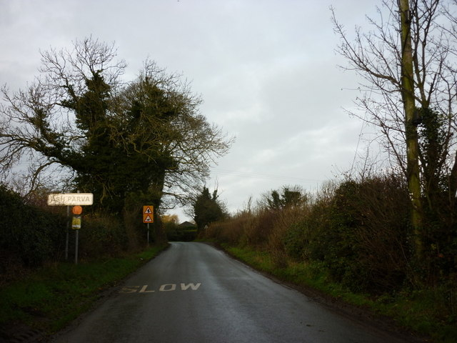 Entering Ash Parva