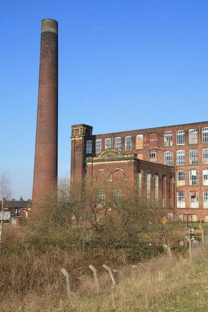 Chadderton Mill 169 Chris Allen Cc By Sa 2 0 Geograph