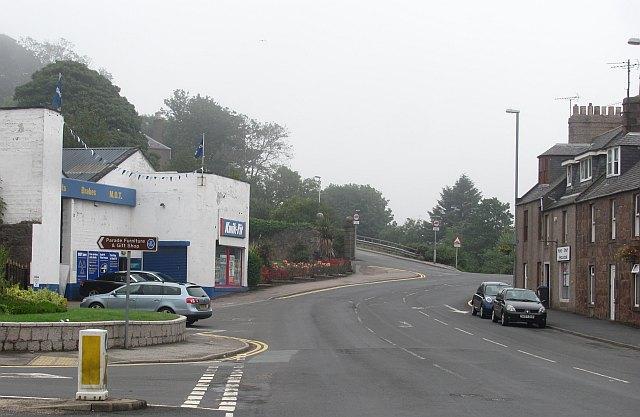 David's Street, Stonehaven