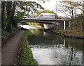 TQ1983 : Bridge 10, Paddington Branch, Grand Union Canal - Abbey Road by David Hawgood