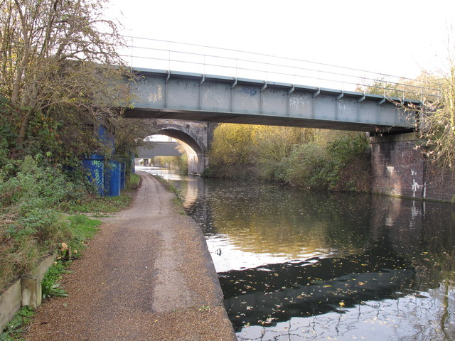 Bridge 8c, Paddington Branch, Grand Union Canal