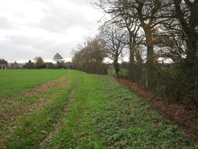 Field Boundary